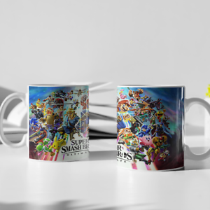 Metroid Samus Aran Coffee Mug 11 oz Tea White Video Game New
