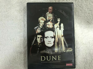 Dune DVD David Linch Con Sting Nuovo Sigillata Manga Films
