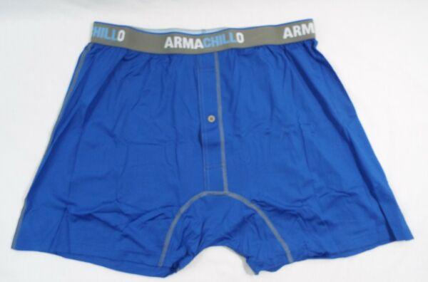 1 Coppia Duluth Trading Co Uomo Armachillo Raffreddamento Boxer Baltica Blu