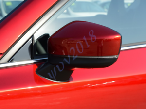 Details about  /For Mazda CX-5 2017 18 2019 Red LH Fold Power Heat Turn Signal Blind Spot Mirror