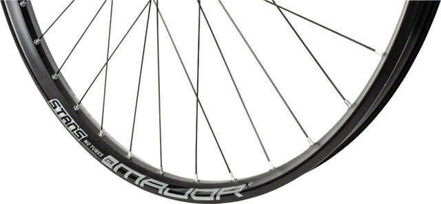 Stan's NoTubes S1 Wheel Major 38mm 27.5 Boost 110 x 15 Front