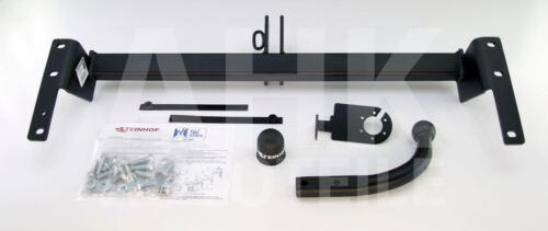 Für Toyota Corolla IX E12 3//5-Tür Schrägheck 02-07 Anhängerkupplung starr+ES 7p
