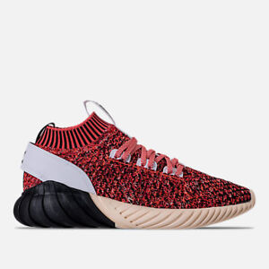 new style 1f5f9 9ffb2 Details about {CQ0950} MEN'S ADIDAS ORIGINAL TUBULAR DOOM SOCK PK SHOES  RED/BLACK/WHITE *NEW*