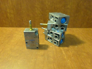 Festo solenoid valve 7876