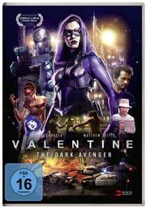 VALENTINE-THE DARK AVENGER - FOX,UBAY/PESTOL,AGUS   DVD NEUF