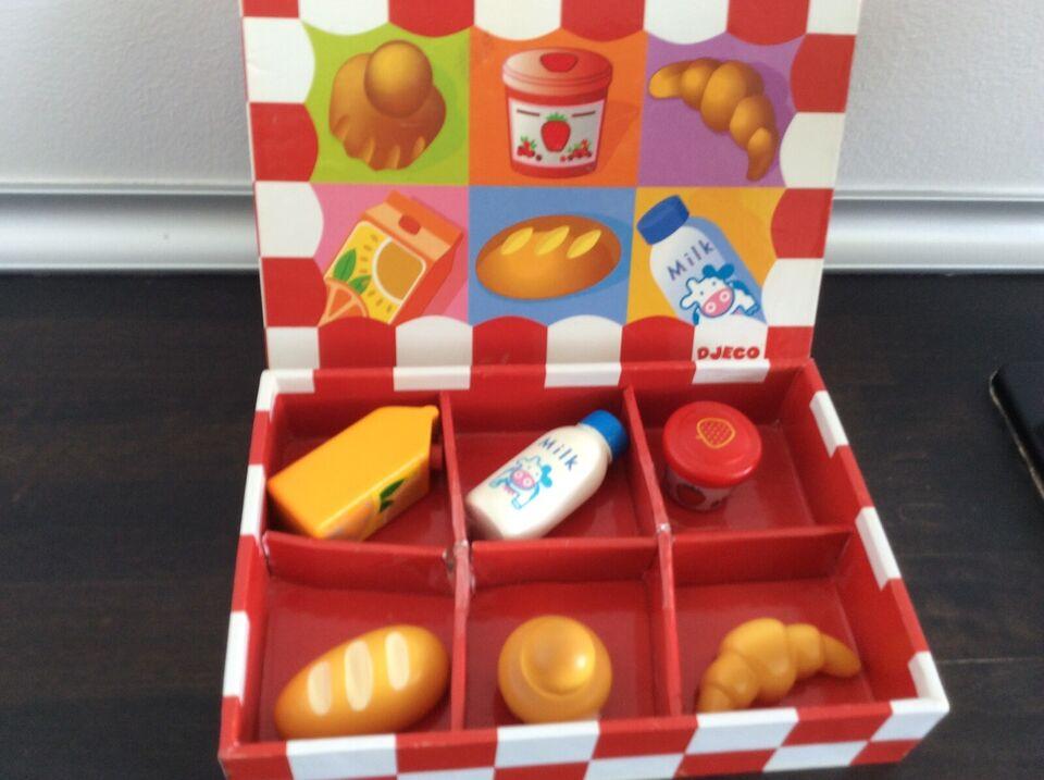 Andet legetøj, Morgenmad, Djeco