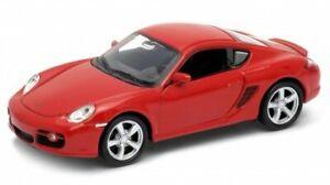 Porsche-Cayman-S-red-WELLY-1-87