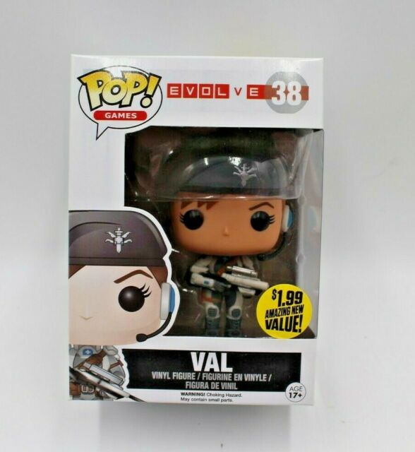Funko Pop Evolve #38 Val