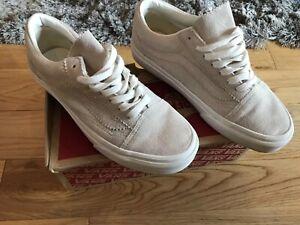 vans argenté chaussure femme