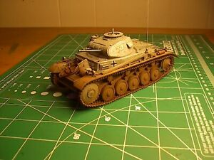 Pro-Built-Dragon-Models-1-35th-German-PzKpfw-II-Ausf-F-Kit-6263