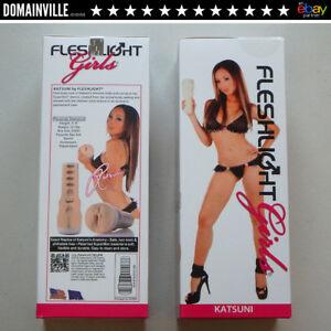 Image Is Loading Katsuni Fleshlight Realistic Vagina Male Masturbator Sex Toy