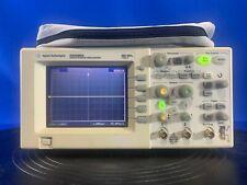 Agilent Dso3202a Digital Oscilloscope 200mhz 1gss Usb Interface