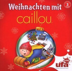 CD-CAILLOU-WEIHNACHTEN-MIT-CAILLOU-NEU-OVP