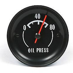 C3 Corvette 1972-1973 Oil Pressure Gauge