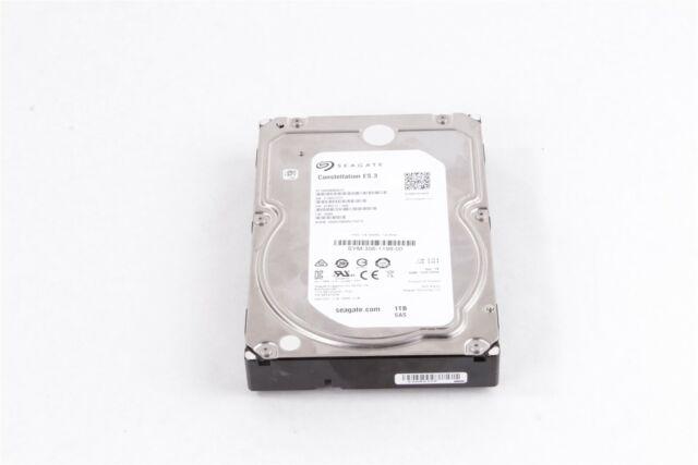 "Seagate 3.5/"" Constellation ES.3 ST1000NM0023 1TB 7200RPM SAS 6Gbps Hard Drive"