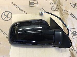 Honda-CRV-O-S-RIGHT-SIDE-Door-Mirror-HEATED-2001-2007-BRAND-NEW-GENUINE