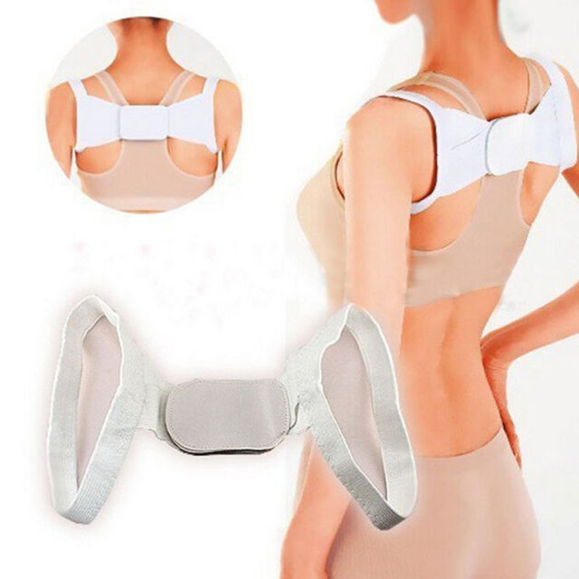 Adjustable Correct Posture Correction Back Support Belt Body Positioning Reliabl