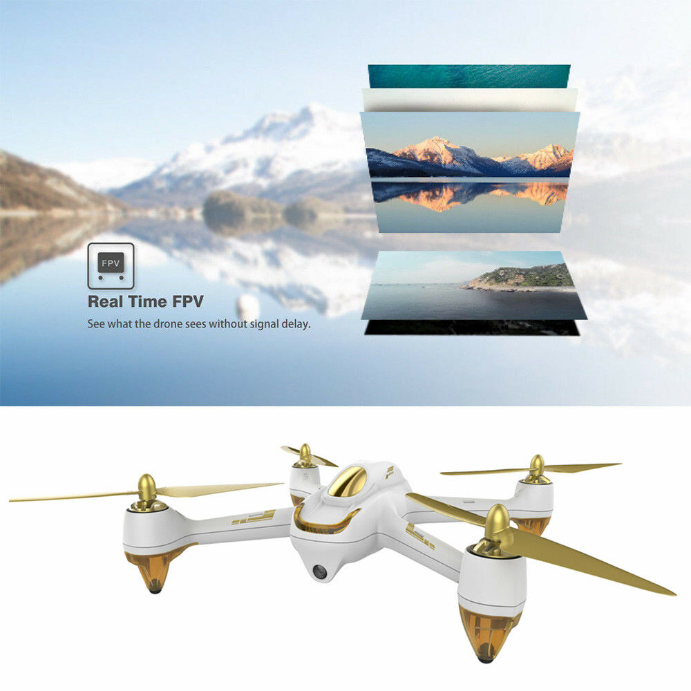 Hubsan H501S X4 Quadcopter 5.8G FPV Brushless Brushless Brushless Drone 1080P Follow Me GPS BNF, USA 0fdc79
