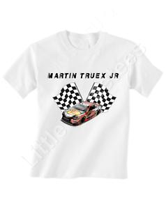 Nascar Martin Truex Jr Tshirt Toddler T-Shirt New 2019 Car