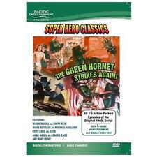 The Green Hornet Strikes Again (DVD, 2011) NEW/ SEALED