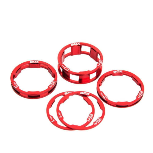 BOX COMPONETS HEADSET SPACERS 1 1//8TH/""