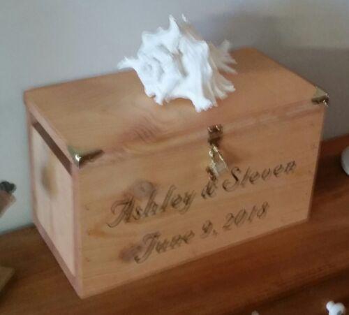 Personalized Wedding Card Box Rustic Wedding Card Box Rustic Wedding Stuff