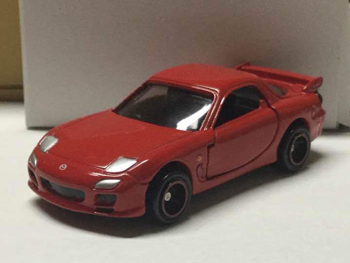 Tomica Mazda RX 7 redary Domestic Production Series Vintage Rare from JAPAN F S