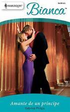 Amante De Un Principe: (Lover of a Prince) (Bianca) (Spanish Edition)-ExLibrary