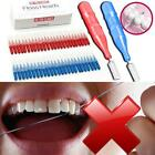 50PCS Tooth Flossing Hygiene Dental Plastic Interdental Brush Toothpick Cheap