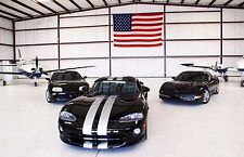 2015 Dodge Viper, Chevy Corvette, SVO 24X36 inch poster, sports car, muscle car