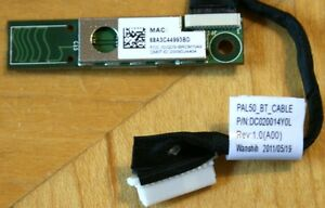 Dell-E6420-E6430-Truemobile-WJCJD-G9M5X-Bluetooth-Adapter-Module-With-Cable