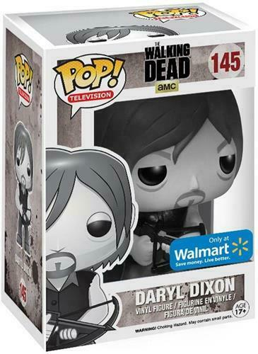 FUNKO POP Television Series The Walking Dead VINYL POP FIGURES CHOOSE YOURS!