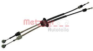 Seilzug Schaltgetriebe für Schaltgetriebe METZGER 3150071