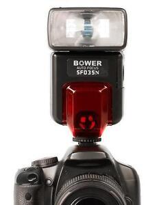 Bower SFD35N Digital AF Dedicated Flash For Nikon DSLR Cameras