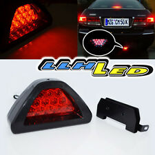 F1 style 12 LED Rear Tail Brake Stop Light Third Red Strobe safety Lamp New R