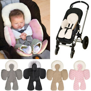 Infant Baby Kids Pram Stroller Car Seat Pillow Cushion Head Body