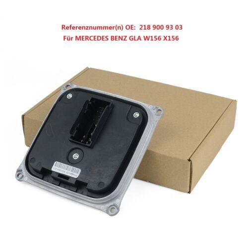 NEU LED Scheinwerfer Vorschaltgerät A2189009303 Für MERCEDES BENZ GLA W156 X156