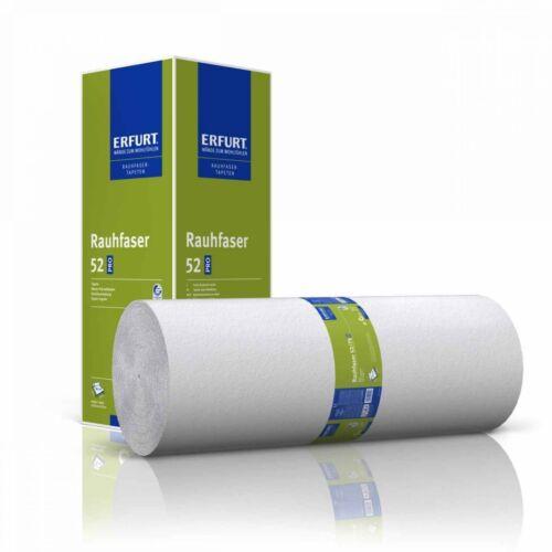 Erfurt copeaux 52 0,75m x 125m professionnel qualité überstreichbare papier peint papier peint