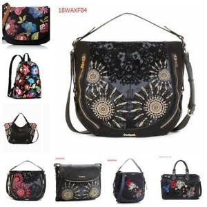 New-desigual-Hot-Lady-039-s-Handbag-Messenger-Tote-Women-039-s-Shoulder-Bags