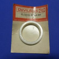 Devilbiss Gasket Kit Kl-26-k5 New,sealed