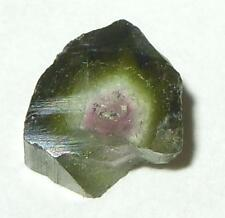 2.09ct BRAZIL NATURAL WATERMELON TOURMALINE SLICE