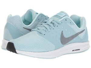 500137174a745 Details about Womens Nike Sneakers Downshifter Glacier Blue/Cool Grey  Womens Size 6 1/2