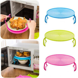 Image is loading 3In1-Multifunctional-Foldable-Microwave-Tray-Steamer-Rack- Plate-  sc 1 st  eBay & 3In1 Multifunctional Foldable Microwave Tray Steamer Rack Plate PP ...