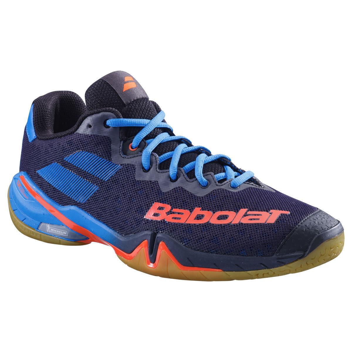 BABOLAT Shadow Tour schwarz Herren Badminton Schuh Topmodell 2019    -NEU- 726322