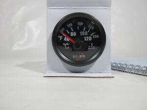 Reloj-temperatura-agua-bisel-negro