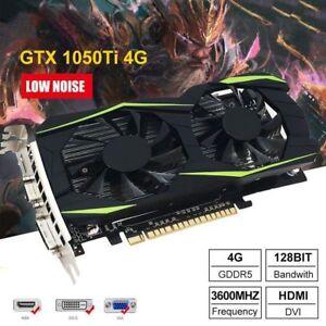 NEW-1050Ti-4GB-GDDR5-Graphics-Card-128-Bit-PCI-E-Gaming-Video-HDMI-VGA-WX