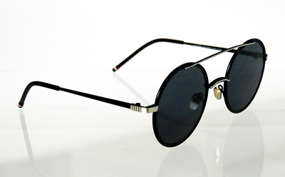 Schneidig Runde Sonnenbrille Hippie Nickelbrille Lennon Retro Marken Brille Etui Flachglas