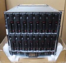 16 x HP ProLiant BL465c GEN8 Blade Servers 32 x Opteron 6278 512 CORES 1TB RAM