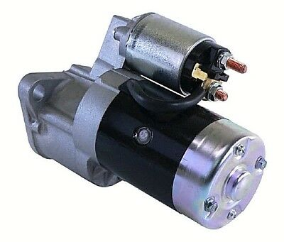 NEW Starter for Mahindra Tractor 3505 3510 4005 4110 4500 4505 5005 6000