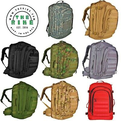 FOX Outdoor Tactical BackPack Ultimate Arms Gear Jumbo Modular Field Pack Hiking